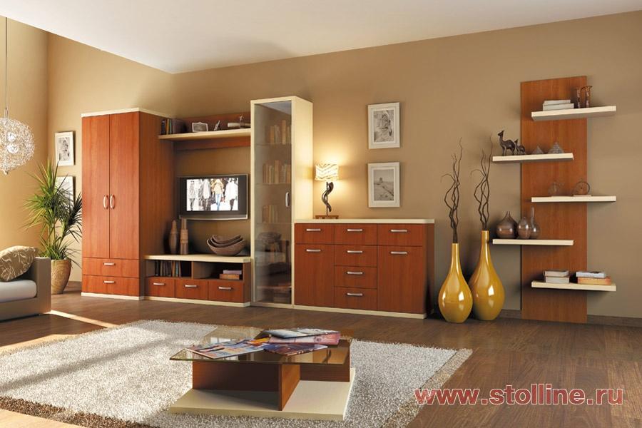 Мебель Для Гостиной Модульная Венге Москва